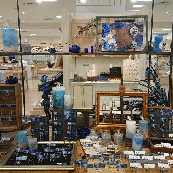グリュック雑貨マーケット in 大丸札幌